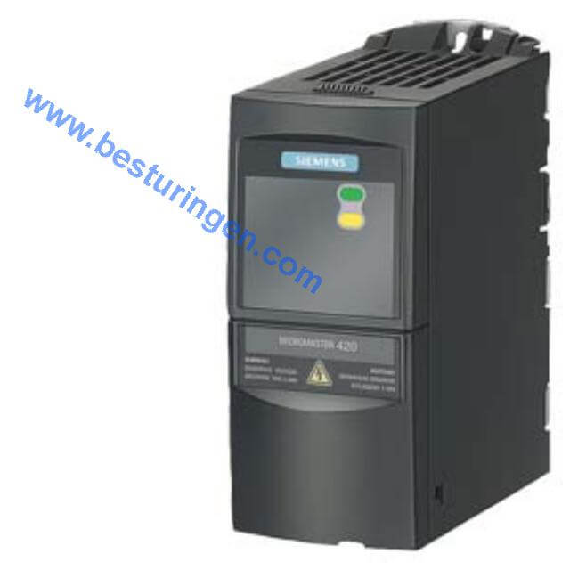 Siemens 6SE6420-2AB13-7AA1 Siemens inverter 0,37kW