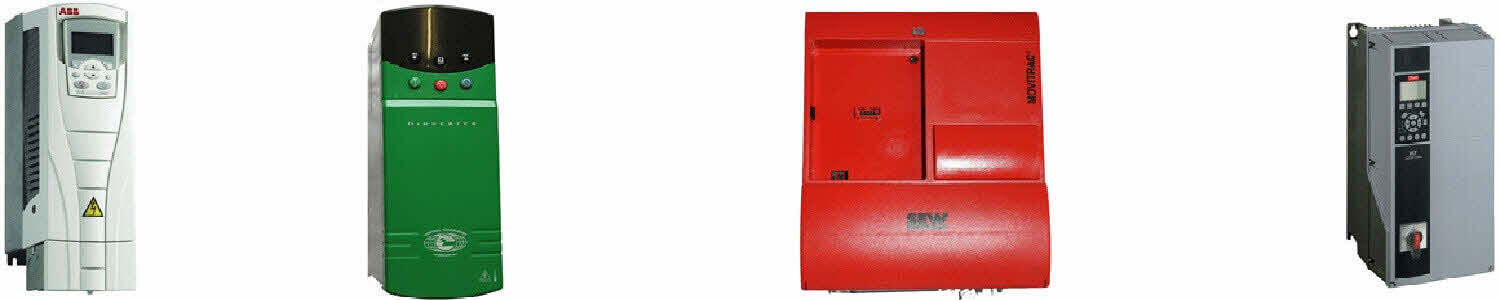 Used frequency inverters