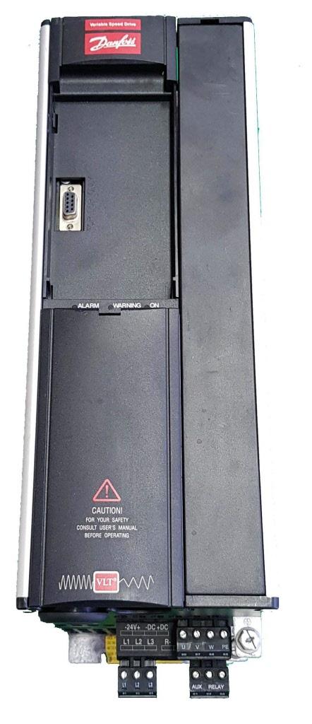 175z0064 Used Danfoss Vlt5006 4kw