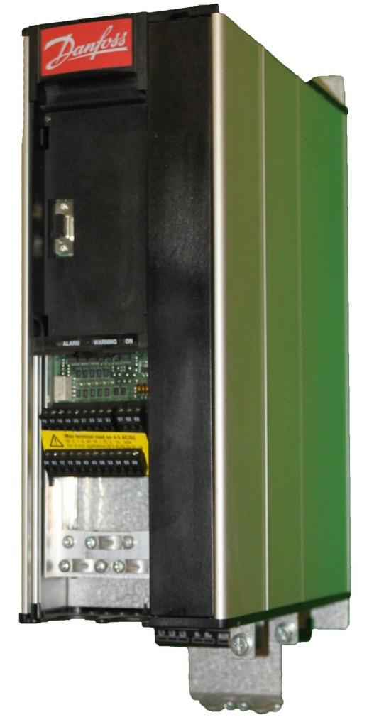 175z7009 Used Danfoss Vlt6008 9 3kva 5 5kw