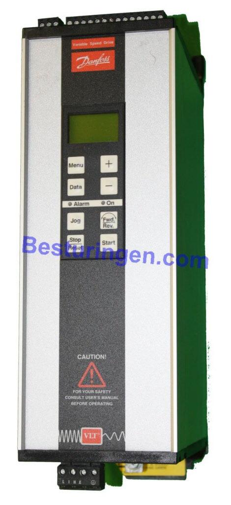195h3409 Used Danfoss Frequency Inverter
