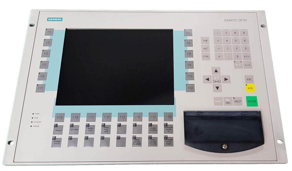 6AV3637-1LL00-0AX1 used Siemens OP37