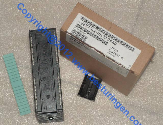Siemens Simatic Digital Output Typ 6ES7322-1BL00-0AA0 E:6 6ES7 322-1BL00-0AA0