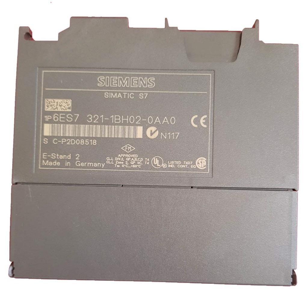 Siemens ET 200B Modul 24DI 8DO Typ 6ES7 133-0BN01-0XB0 /& Block TB2-4//DC