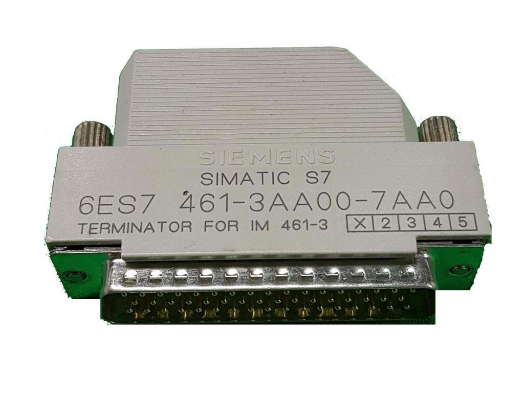 6es7461-3aa00-7aa0 Siemens S7-400 terminating connector