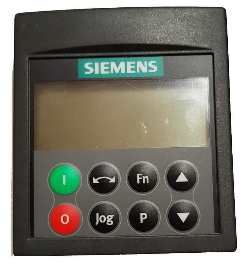 FS ; MICROMASTER 410 OPERATOR PANEL SIEMENS 6SE6 400-0SP00-0AA0