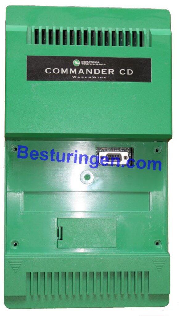 Control techniques cd 750 manual