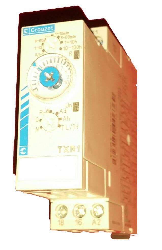 Crouzet Timer Relaysrhbesturingen: Crouzet Timer Relay Wiring Diagram At Gmaili.net