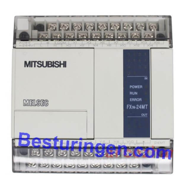 Mitsubishi fx1n-24mr manual