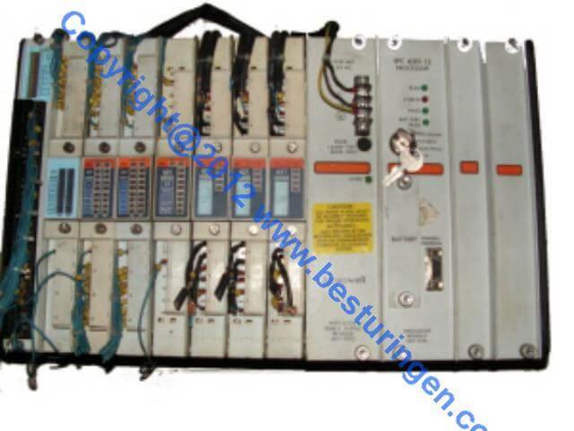 Honeywell used plc parts