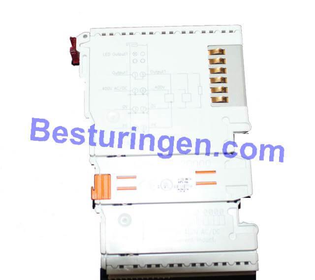 kl2631 used 1 channel relay output terminal beckhoff. Black Bedroom Furniture Sets. Home Design Ideas