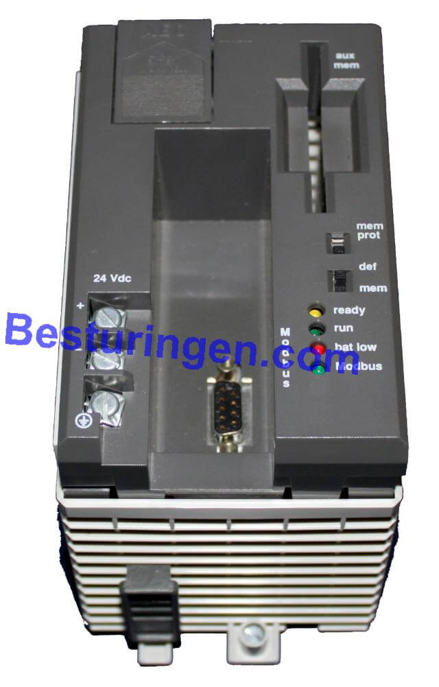PC-0984-120 used Modicon plc CPU 1 5K memory