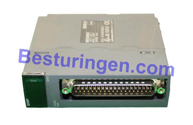 QX81 used 32 input module Mitsubishi