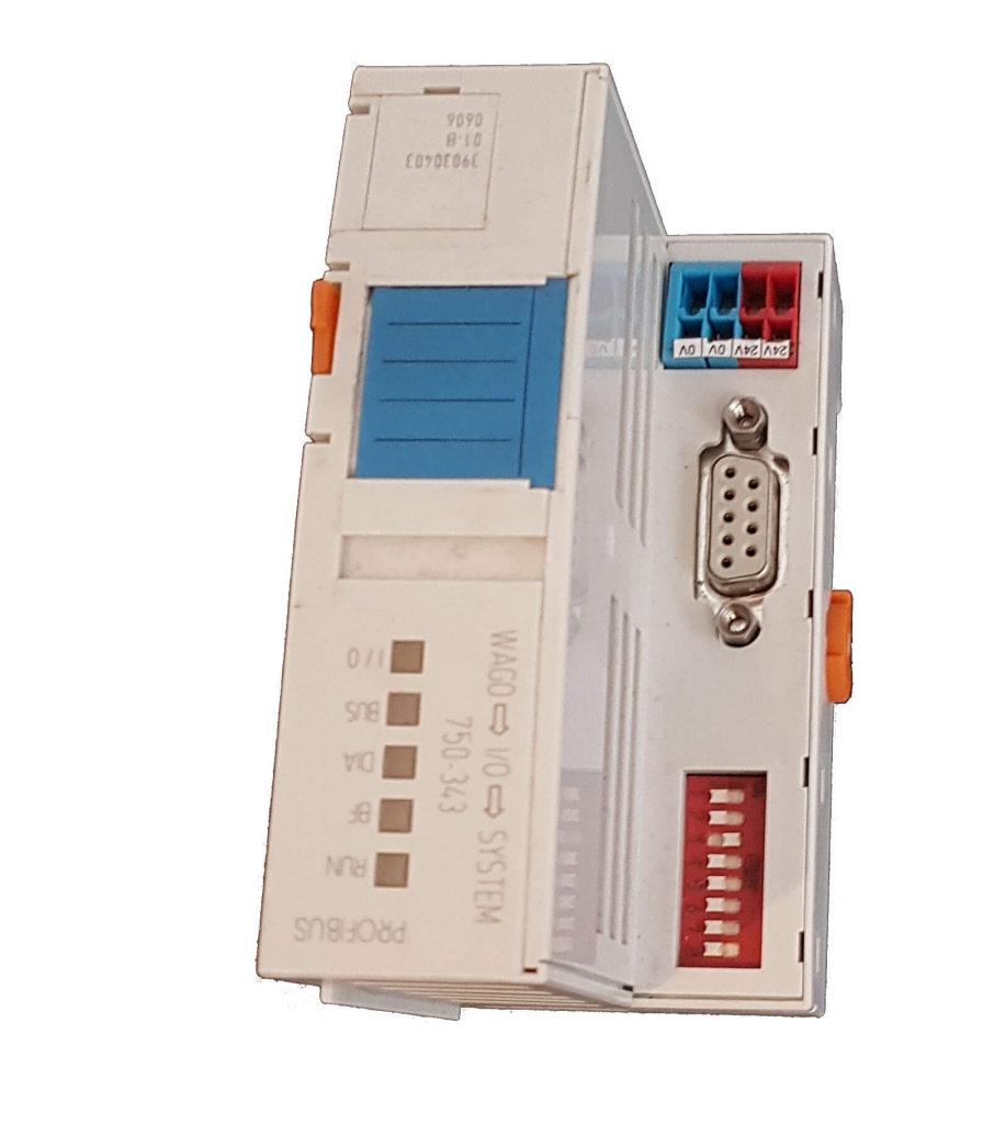 Wago 750-343 Profibus DP